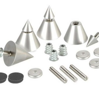 Dayton Satin Nickel Spikes